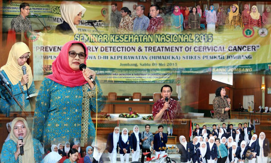 "Seminar Kesehatan Nasional ""Preventive Early Detection & Treatment of Cervical Cancer"""