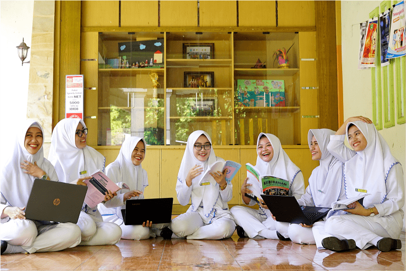 Suasana Kegiatan Diskusi Mahasiswa